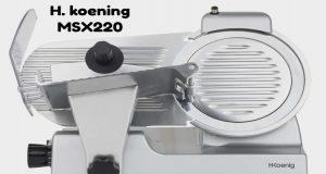 H. koening MSX220